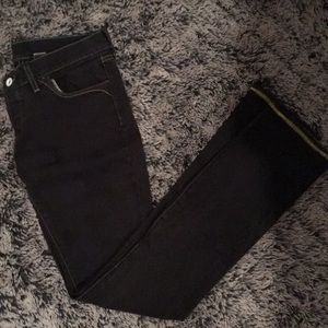 Loomstate Black Flux boot cut jeans